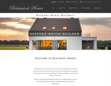 Beaumont Homes NW Limited