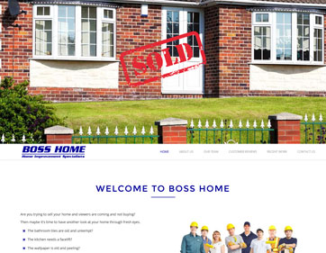 Boss Home Improvements Bolton and Wigan