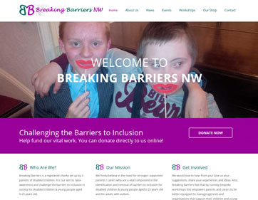 Breaking Barriers NW Bolton