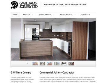 G Williams Joinery Bolton