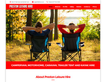 Preston Leisure Hire