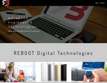 REBOOT Digital Technologies Power Banks and Portable Chargers