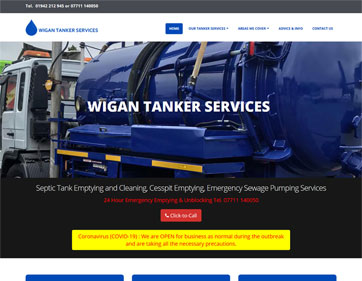 Wigan Tanker Services