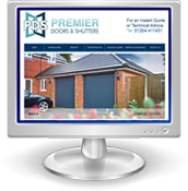 Premier Doors and Shutters Company in Bolton